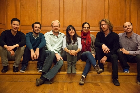 The latest group of composers who will be filling up your concert calendar. Photo by Ted Gorodetzky.